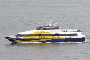 Photo of MERBAU ERA ship