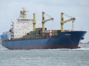 Photo of THIRA ship