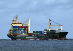 Photo of VIYA ship