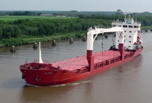 Photo of GB PACIFIC ship