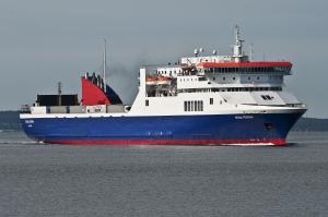 Photo of STRAIT FERONIA ship