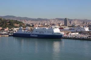 Photo of EUROFERRY CORFU' ship