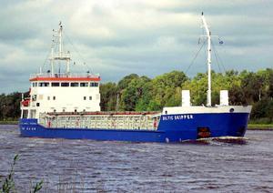 Photo of BALTIC SKIPPER ship