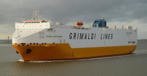 Photo of GRANDE MEDITERRANEO ship