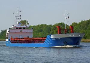 Photo of EVERT PRAHM ship