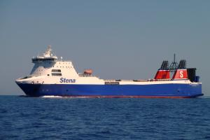 Photo of STENA FREIGHTER ship