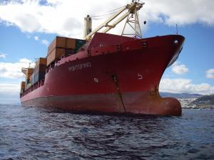 Photo of POLO ship