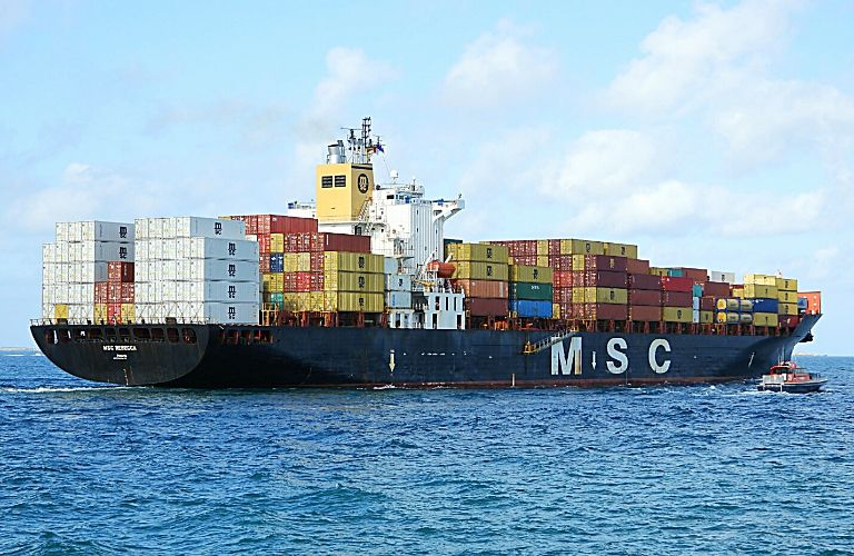 MSC REBECCA photo
