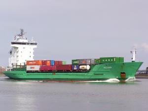 Photo of DELTA NORTH ship