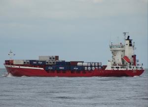 Photo of WEGA ship