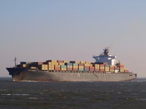Photo of PUDONG ship