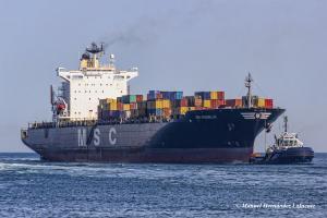 Photo of MSC ROCHELLE ship