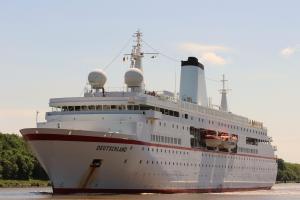 Photo of MS Deutschland ship