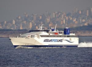 Photo of SPEEDRUNNER III ship