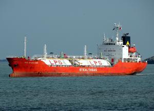 Photo of GAS EVOLUZIONE ship