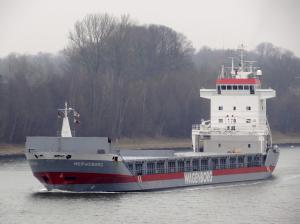 Photo of MERWEBORG ship