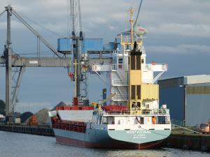 Photo of BABUN EXPRESS ship