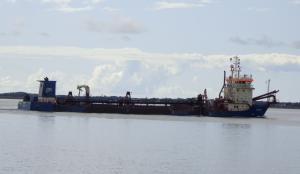 Photo of BRAGE R ship