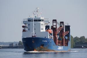 Photo of MV.SERASI X ship