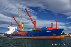 Photo of BARBARA P ship