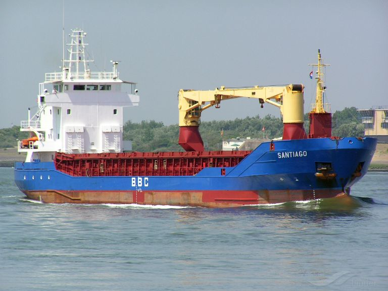 MV SEABORNE CARGO 6 photo