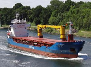 Photo of NAJA ship