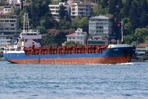 Photo of AJOS ship
