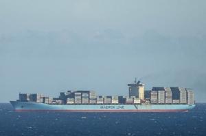 Photo of SVENDBORG MAERSK ship