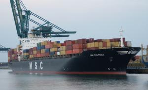 Photo of MSC SAO PAULO ship