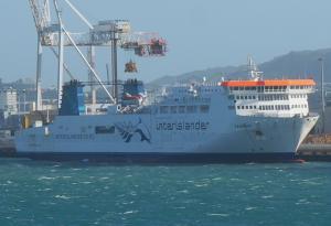 Photo of KAIARAHI ship