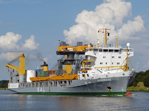 Photo of ANNEMIEKE ship