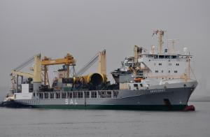 Photo of ANNEGRET ship