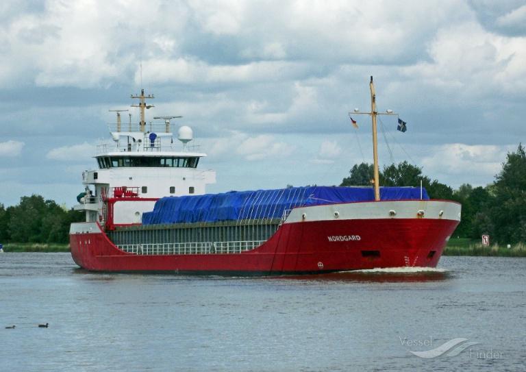 NORDBORG (MMSI: 245157000) ; Place: Kiel_Canal/ Germany