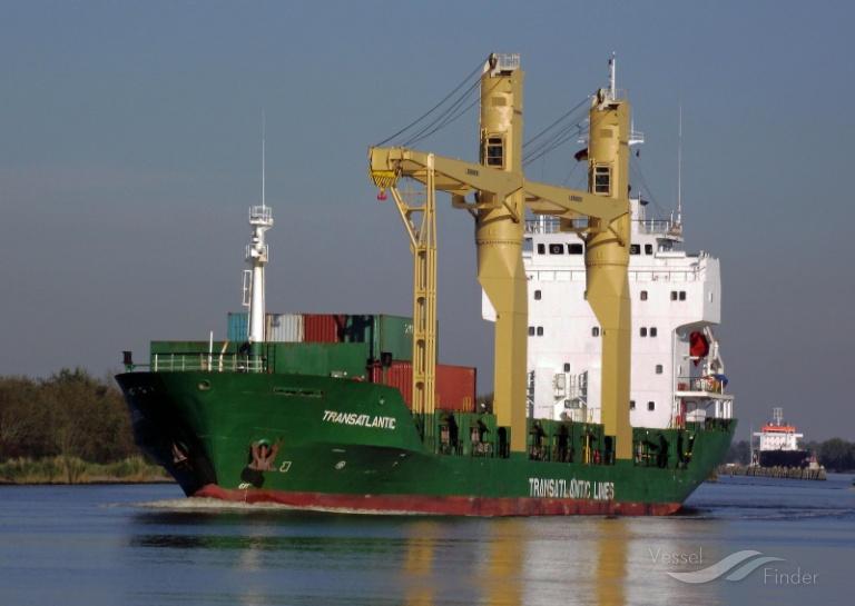 TRANSATLANTIC (MMSI: 366997520) ; Place: Kiel_Canal