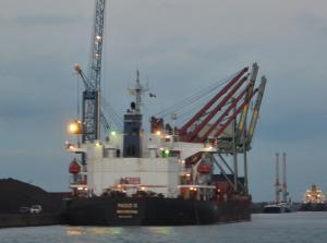 Photo of PAOLO U ship