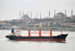 Photo of SEBAT ship