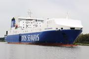 SUECIA SEAWAYS (IMO 9153020) Photo