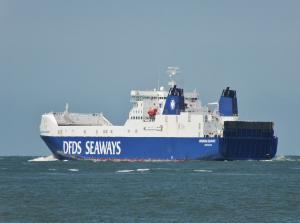 Photo of BRITANNIA SEAWAYS ship