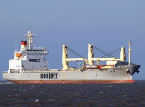 Photo of DA QIANG ship