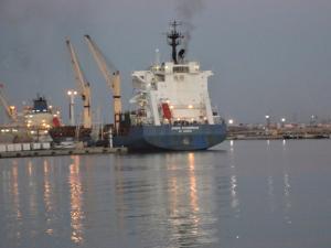 Photo of ANNA SCHEPERS ship