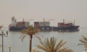 Photo of MSC CAPRI ship