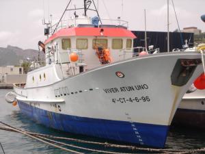 Photo of VIVER ATUN UNO ship