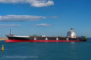 Photo of ASIR ship