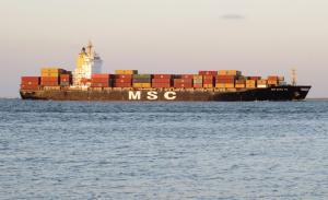 Photo of MSC MARIA PIA ship