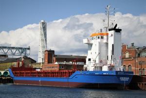 Photo of SONILAND ship