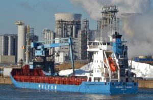 Photo of WILSON CALAIS ship