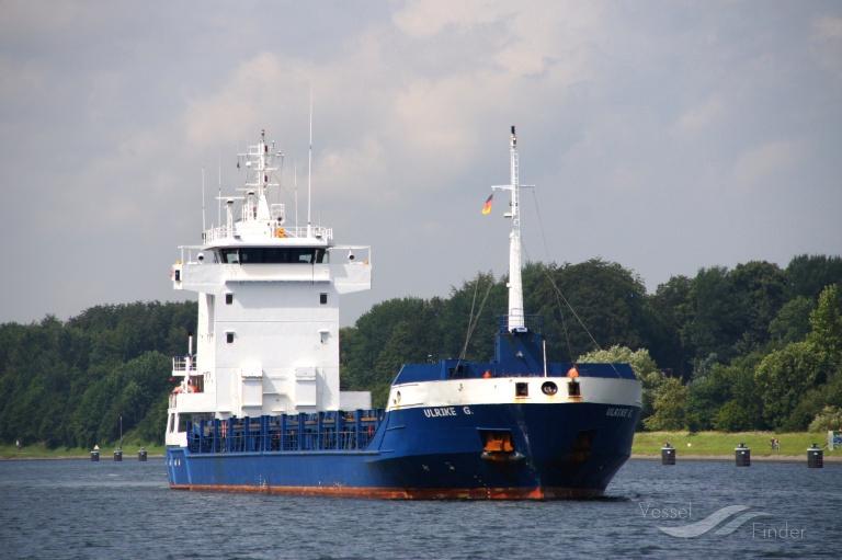 WILSON CEUTA (MMSI: 304407000) ; Place: Kiel Canal, Germany