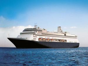 Photo of ms Volendam ship