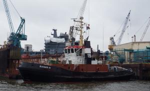 Photo of BUGSIER 19 ship