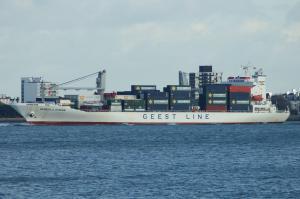 Photo of BENGUELA STREAM ship